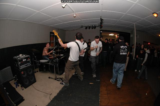 [cut throat on Jan 28, 2005 at Roman's (Brockton, Ma)]