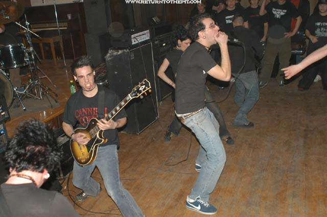 [the acacia strain on Mar 14, 2003 at Moose Lodge (Westfield, Ma)]